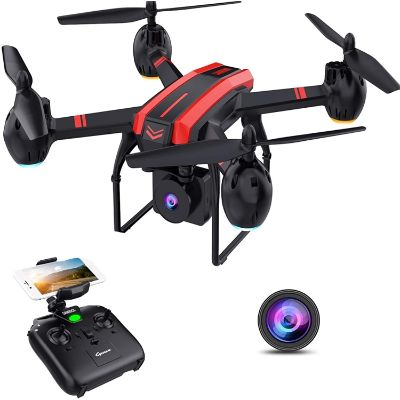 Sanrock Camera Drones for Kids and Adults